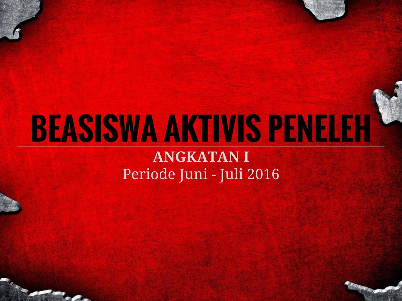 2_Tentang_Beasiswa_Aktivis_Peneleh