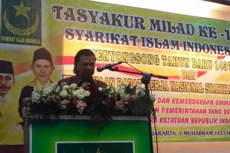 aji-dedi-mulawarman-milad-syarikat-islam-indonesia-2015-kebangkitan-nasional